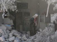 Özgür-Der: Halep'teki Katliamlara Sessiz Kalmak Vahşete Ortak Olmaktır!