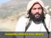 Abdullah Muhaysini: Ey Halepliler Müslümanlar Olarak Sizden Özür Dileriz