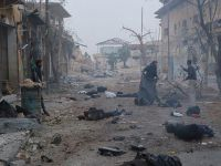 Halepli Sivillerden Yardım Çağrısı!