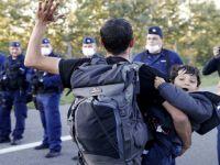 Macar Polisine Taş Atan Suriyeliye 10 Yıl Hapis!