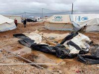 Ürdün'deki Mülteci Kampında İki Çocuk Donarak Öldü