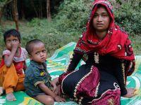 Arakanlı Rahimullah: Kocam ve Bebeğim Hapiste Öldürüldü