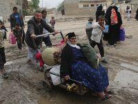 Musul'un Batısında 250 Bin Kişi Evini Terk Etmek Zorunda Kalabilir