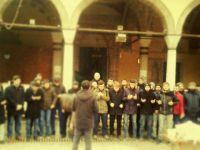 Kocaeli'de Gençler Sabah Namazında Halep İçin Buluştu