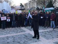 Halep'teki Katliamlar Bursa'da Protesto Edildi