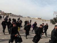 Gazze'de Askerî Tatbikat Düzenlendi