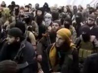 Kuşatma Altındaki Halep'te Mücahitler Şehadet İçin Biatlaştılar!