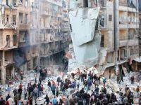 Halep, Türkiye İçin Müdahale Bir Yana Kurtuluş Cephesidir!