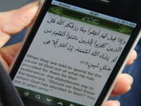 Mobil Cihazlardaki Kur'an-ı Kerim Uygulamaları İçin Uyarı