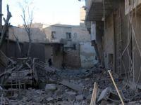 """""""Halep'te Saldırı Altındaki Binada 100'den Fazla Çocuk Mahsur"""""""