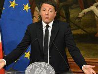 İtalya Başbakanı Matteo Renzi İstifa Kararı Aldı