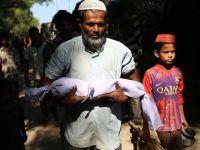 Arakanlı Müslümanları Darp Eden 3 Polis Gözaltına Alındı