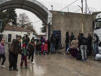 Cerablus'a Dönen Suriyelilerin Sayısı 24 Bine Yaklaştı