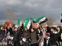 Sakarya Üniversitesi'nde Gençler Halep İçin Toplandı!