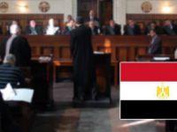Mısır Cuntası 15 Kişiye Müebbet Hapis Cezası Verdi!