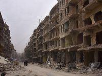 Doğu Halep'te Katledilen Sivillerin Sayısı 845'e Yükseldi!