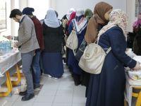İÜ İlahiyat'ta Halep İçin Kermes Düzenlendi