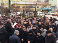 Halep'teki Katliamlar Havza'da Protesto Edildi