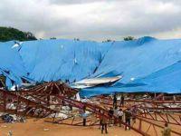 Nijerya'da Kilise Çatısı Çöktü: 160 Ölü