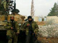 Ahrar'uş Şam'dan El-Bab'da TSK ve ÖSO'ya Destek