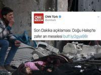 Doğan Medyası Esed'in Halep Katliamını Zafer Olarak Gördü