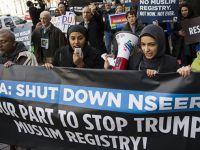 Müslüman Karşıtı Uygulama ABD'de Protesto Edildi