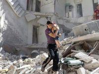 ABD Kimyasalları Nedeniyle Suriyeli Çocuklar Özürlü Doğuyor