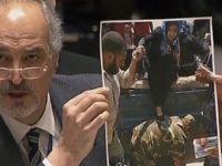 Esed'in Temsilcisi Halep Diye Felluce'yi Gösterdi!