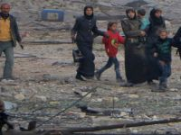 Halep'te Sivillerin Tahliyesine Yeniden Başlanacak