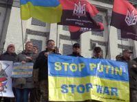 Ukrayna'da Halep Protestosu