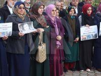 Halepçe'den Halep'teki Katliamlara Protesto