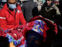 Halep'ten Çıkan İkinci Tahliye Konvoyu Batı Halep Kırsalına Ulaştı
