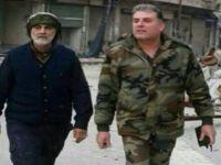 İran'ın Uluslararası Katili Kasım Süleymani Halep'te Poz Verdi