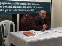 "Gaziosmanpaşa Özgür-Der'de ""Kur'an'da Dua Kavramı"" Konuşuldu"