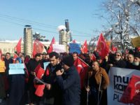Kayseri'deki Menfur Saldırıya Muş'tan Tepki