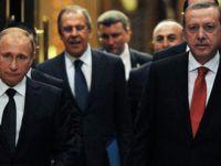 Erdoğan, Putin ile Telefonda İkili İlişkiler ve Suriye'yi Görüştü