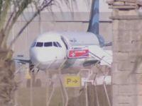 Kaçırılan Libya Uçağında Hava Korsanları Gözaltına Alındı