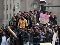 Mısır'da Eylem Çağrısı Yapan Polislere Gözaltı