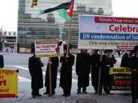 Ortodoks Yahudiler BMGK'nın İsrail Kararını Tebrik Etti