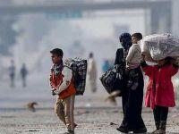 Bin 500 Sivil Daha Musul'u Terk Etti