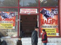 Tatvan'da Halep Yararına Kermes Yapıldı
