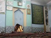Afganistan'da Camiye Bombalı Saldırı Düzenlendi!
