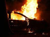 """""""Fransa'da Yılbaşında 945 Araç Kundaklandı"""""""