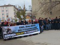Amasya Üniversitesi Gençleri Halep ve Suriye'deki Kardeşlerini Unutmadı