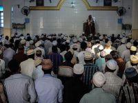 Myanmar'da Budistler Müslümanların Etkinliğine Engel Oldu