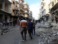 Rusya, İdlib'e Saldırdı: 3 Kişi Hayatını Kaybetti!