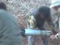 Direnişçiler Gap Ovası'ndaki Esed Mevzilerini Füze ile Vurdu!