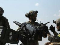 ABD Suriye'de 4. Askeri Üssünü İnşa Etti