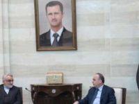 Esed'in Başbakanı Hamis, Suriye'yi Katil İran'a Peşkeş Çekti!