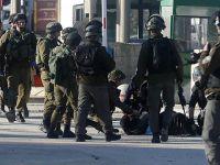 İşgalci İsrail Batı Şeria'da 11 Filistinliyi Gözaltına Aldı!